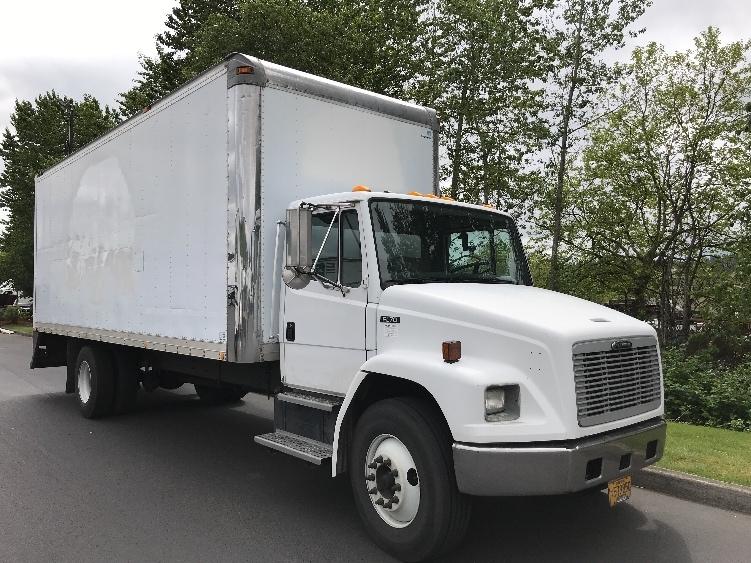 Medium Duty Box Truck-Light and Medium Duty Trucks-Freightliner-2002-FL70-CLACKAMAS-OR-410,491 miles-$9,250