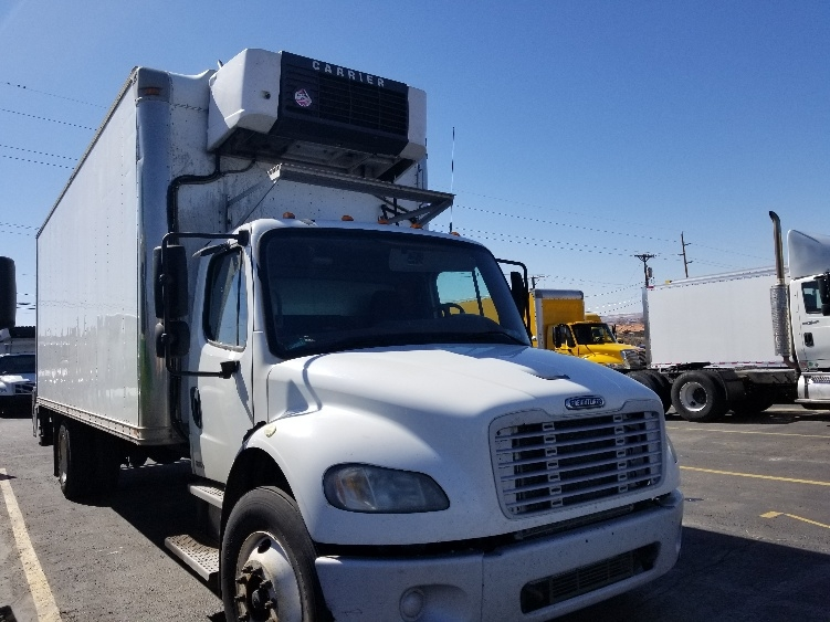 Reefer Truck-Light and Medium Duty Trucks-Freightliner-2008-M2-ALBUQUERQUE-NM-196,824 miles-$25,500