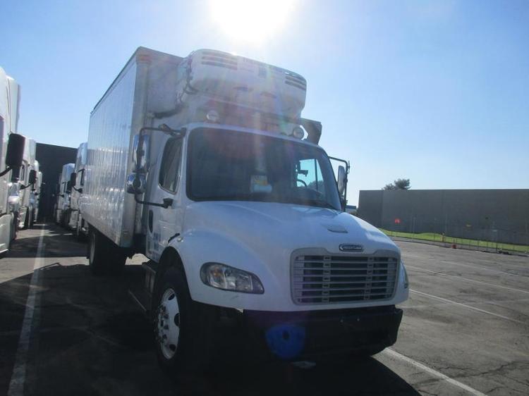 Reefer Truck-Light and Medium Duty Trucks-Freightliner-2007-M2-PHOENIX-AZ-258,199 miles-$8,500