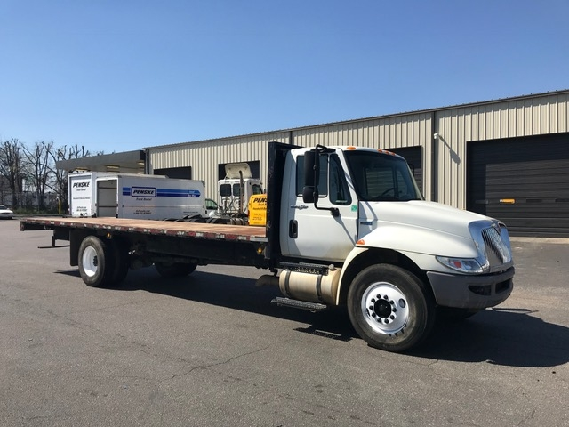 Flatbed Truck-Light and Medium Duty Trucks-International-2012-4300-BIRMINGHAM-AL-173,100 miles-$21,750