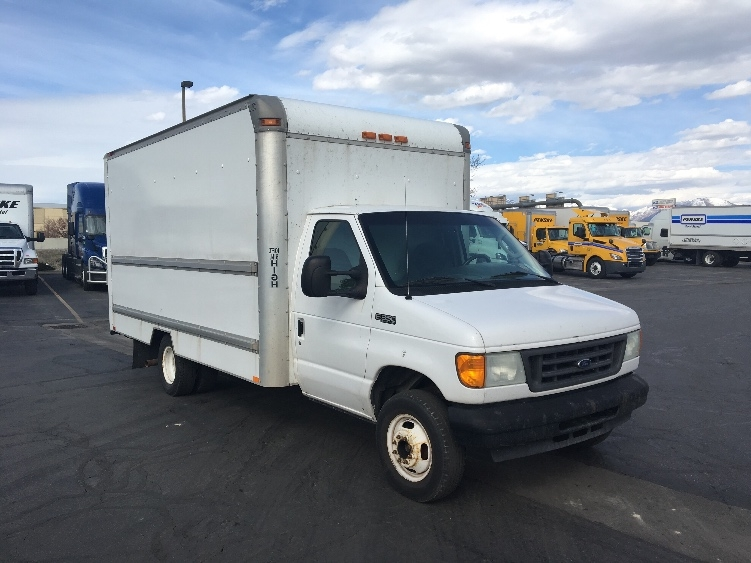 Medium Duty Box Truck-Light and Medium Duty Trucks-Ford-2004-E350-WEST VALLEY CITY-UT-303,429 miles-$4,000