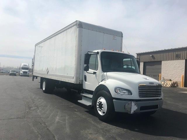 Medium Duty Box Truck-Light and Medium Duty Trucks-Freightliner-2013-M2-LEXINGTON-KY-91,868 miles-$47,000
