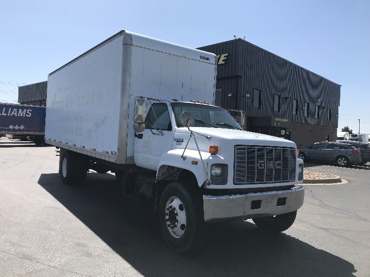 Medium Duty Box Truck-Light and Medium Duty Trucks-GMC-1996-C7H042-AURORA-CO-165,304 miles-$6,500