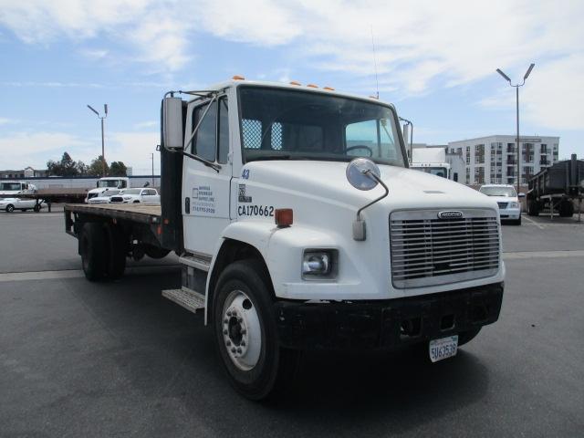 Flatbed Truck-Light and Medium Duty Trucks-Freightliner-1999-FL70-ANAHEIM-CA-243,629 miles-$5,500