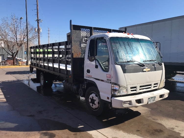Flatbed Truck-Light and Medium Duty Trucks-Chevrolet-2006-W5500-DENVER-CO-205,693 miles-$8,000
