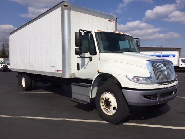 Medium Duty Box Truck-Light and Medium Duty Trucks-International-2014-4300-BENSALEM-PA-124,724 miles-$37,750