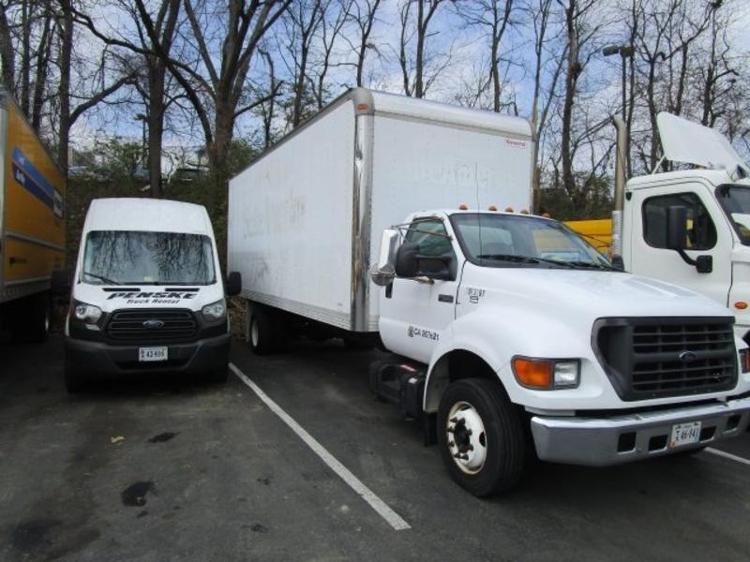 Medium Duty Box Truck-Light and Medium Duty Trucks-Ford-2003-F650-ALEXANDRIA-VA-229,984 miles-$8,000