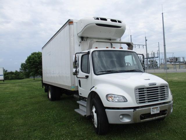 Reefer Truck-Light and Medium Duty Trucks-Freightliner-2011-M2-OMAHA-NE-120,065 miles-$34,250