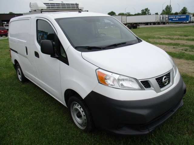 Cargo Van (Panel Van)-Light and Medium Duty Trucks-Nissan-2015-NV200S-OMAHA-NE-92,936 miles-$16,000