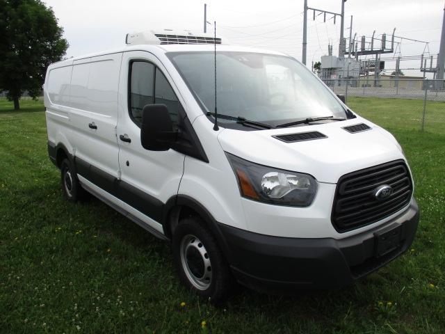 Cargo Van (Panel Van)-Light and Medium Duty Trucks-Ford-2016-TRAN250-OMAHA-NE-31,484 miles-$28,500