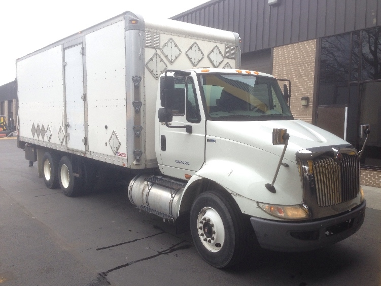 Medium Duty Box Truck-Heavy Duty Tractors-International-2011-8600-READING-PA-310,566 miles-$10,000