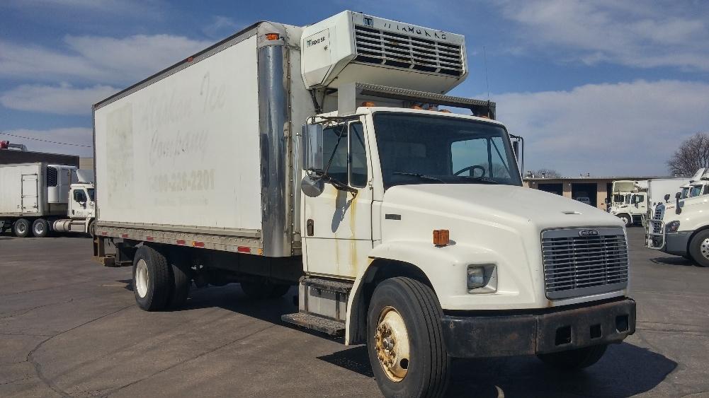 Reefer Truck-Light and Medium Duty Trucks-Freightliner-2003-FL70-MADISON-WI-620,090 miles-$4,100