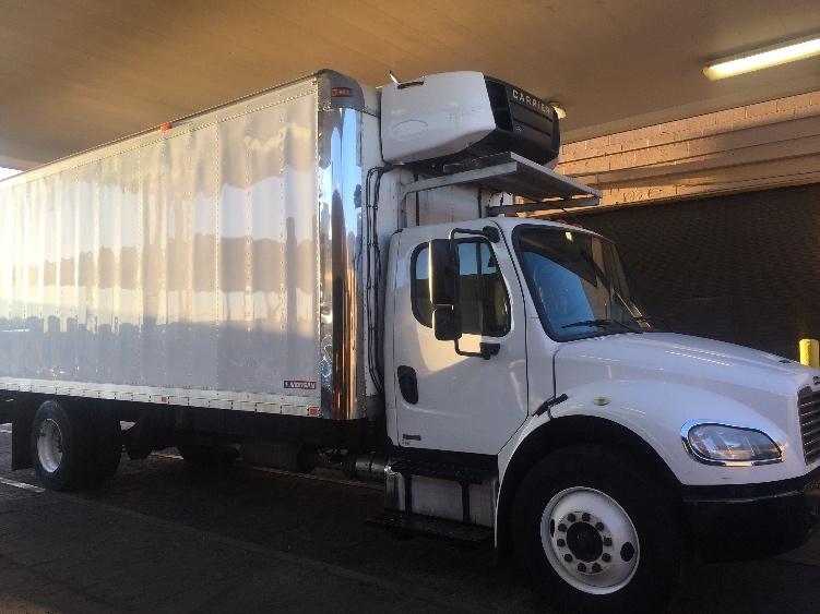 Reefer Truck-Light and Medium Duty Trucks-Freightliner-2012-M2-LAS VEGAS-NV-125,075 miles-$37,750