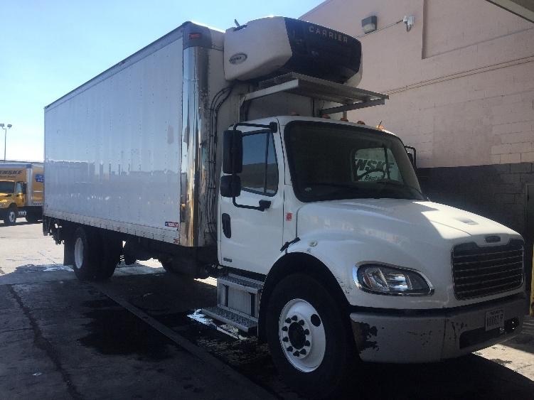 Reefer Truck-Light and Medium Duty Trucks-Freightliner-2012-M2-LAS VEGAS-NV-132,650 miles-$37,250