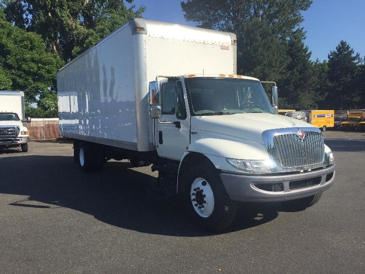Medium Duty Box Truck-Light and Medium Duty Trucks-International-2013-4300M7-TUKWILA-WA-112,671 miles-$36,750