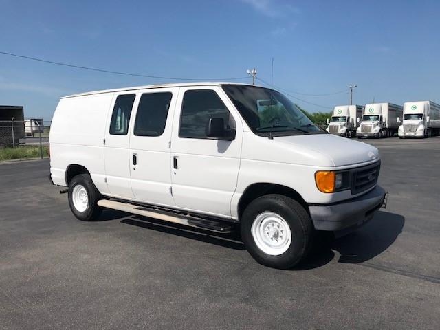 Cargo Van (Panel Van)-Light and Medium Duty Trucks-Ford-2006-E250-HARLINGEN-TX-232,132 miles-$3,200
