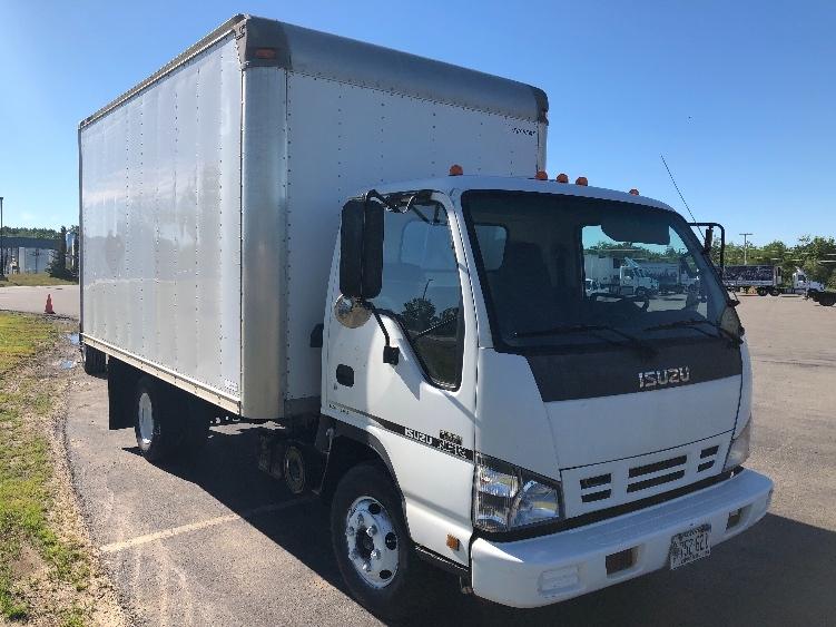 Medium Duty Box Truck-Light and Medium Duty Trucks-Isuzu-2007-NPR-SCARBOROUGH-ME-160,983 miles-$7,250