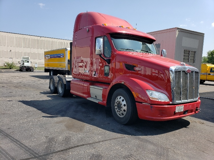 Sleeper Tractor-Heavy Duty Tractors-Peterbilt-2012-587-EAGAN-MN-396,640 miles-$47,500