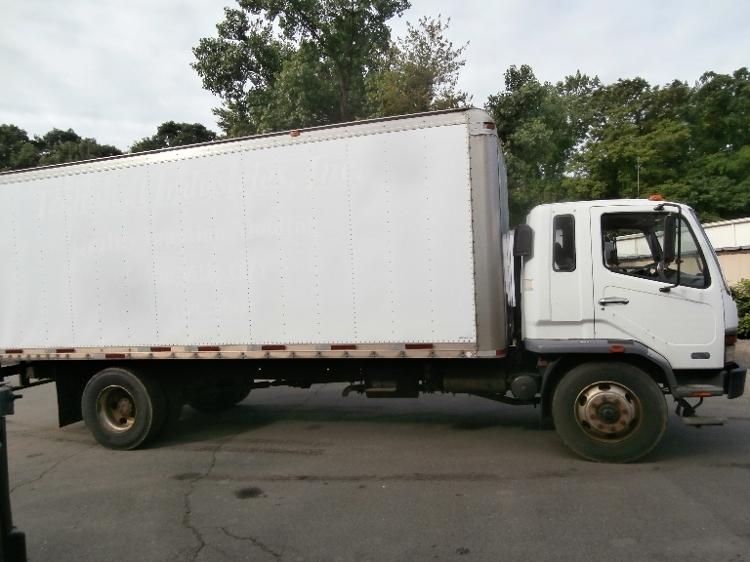 Medium Duty Box Truck-Light and Medium Duty Trucks-Mitsubishi-1999-FM617-WATERBURY-CT-421,528 miles-$4,000