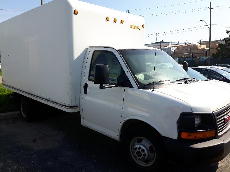 Light Duty Box Truck-Light and Medium Duty Trucks-GMC-2011-Savana G33903-BRAMPTON-ON-264,000 km-$10,000