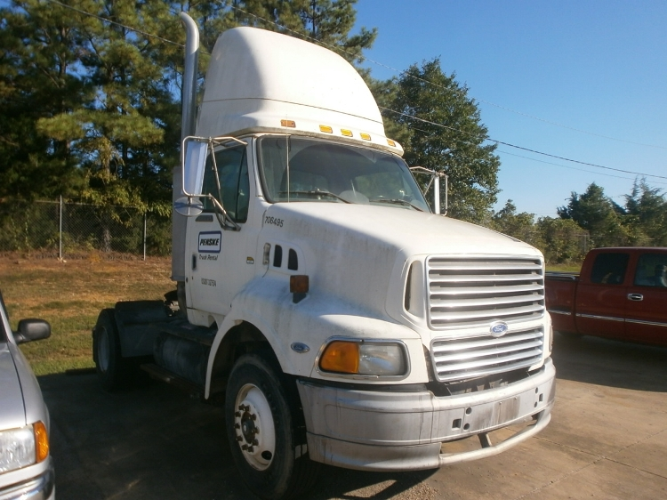 Day Cab Tractor-Heavy Duty Tractors-Ford-1997-A9513-BELDEN-MS-837,256 miles-$2,750