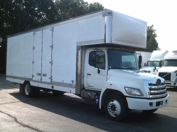 Medium Duty Box Truck-Light and Medium Duty Trucks-Hino-2011-268-MEMPHIS-TN-145,698 miles-$36,750