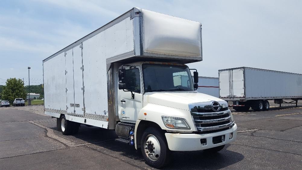 Medium Duty Box Truck-Light and Medium Duty Trucks-Hino-2011-268-MEMPHIS-TN-145,674 miles-$38,750