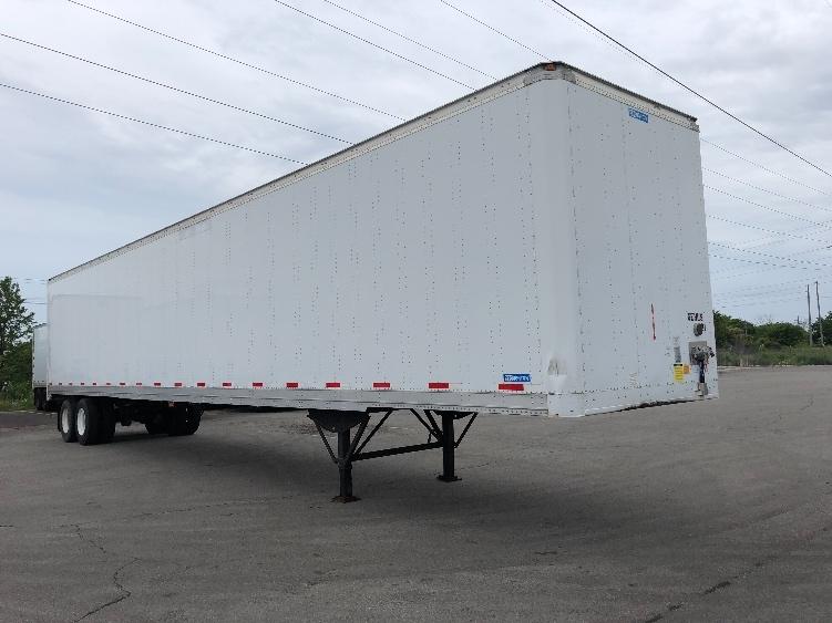 Dry Van Trailer-Semi Trailers-Stoughton-2008-Trailer-FOND DU LAC-WI-0 miles-$14,250