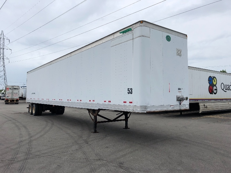 Dry Van Trailer-Semi Trailers-Great Dane-2003-Trailer-FOND DU LAC-WI-0 miles-$7,750