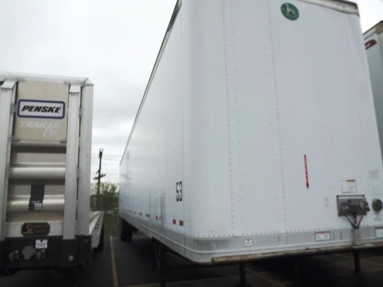 Dry Van Trailer-Semi Trailers-Great Dane-2002-Trailer-FOND DU LAC-WI-0 miles-$7,000