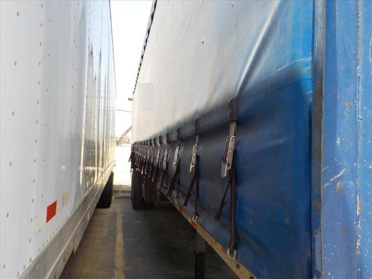 Dry Van Trailer-Semi Trailers-Nuvan-1999-Trailer-DALLAS-TX-0 miles-$5,750