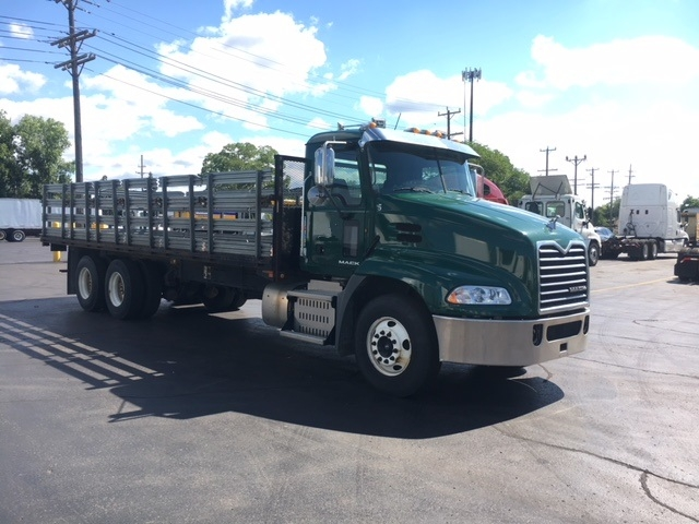 Flatbed Truck-Light and Medium Duty Trucks-Mack-2013-CXU613-CONYERS-GA-311,938 miles-$48,500