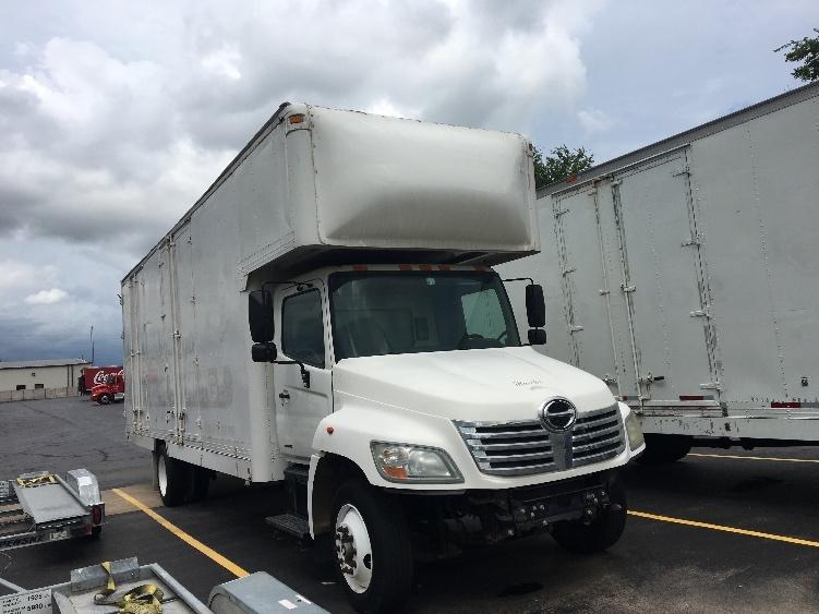 Medium Duty Box Truck-Light and Medium Duty Trucks-Hino-2007-268-TULSA-OK-229,530 miles-$8,000