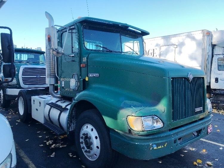 Day Cab Tractor-Heavy Duty Tractors-International-1999-9100-CLACKAMAS-OR-609,159 miles-$8,500