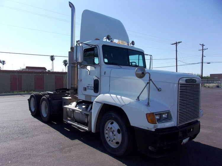 Day Cab Tractor-Heavy Duty Tractors-Freightliner-2001-D12064ST-TUCSON-AZ-498,512 miles-$11,000