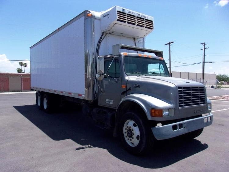 Reefer Truck-Light and Medium Duty Trucks-International-2001-4900-PHOENIX-AZ-142,205 miles-$6,250