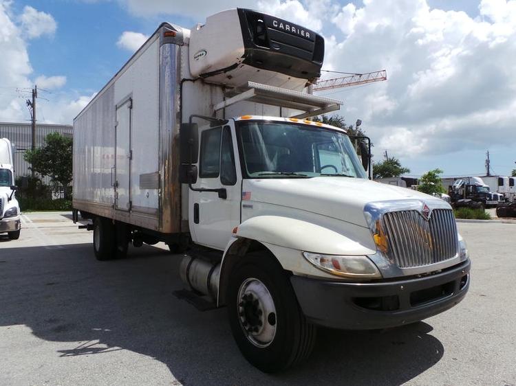 Reefer Truck-Light and Medium Duty Trucks-International-2013-4300-POMPANO BEACH-FL-99,404 miles-$37,000