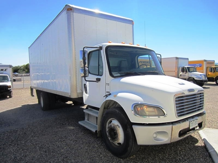 Medium Duty Box Truck-Light and Medium Duty Trucks-Freightliner-2005-M2-GRAND JUNCTION-CO-499,446 miles-$8,250