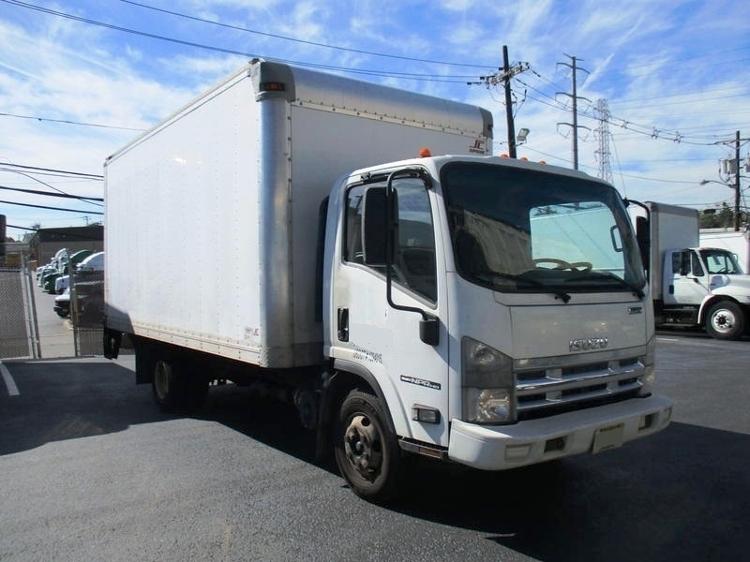 Medium Duty Box Truck-Light and Medium Duty Trucks-Isuzu-2009-NPR-NORTH BERGEN-NJ-117,996 miles-$17,000