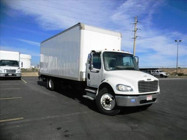 Medium Duty Box Truck-Light and Medium Duty Trucks-Freightliner-2013-M2-DENVER-CO-107,222 miles-$45,250