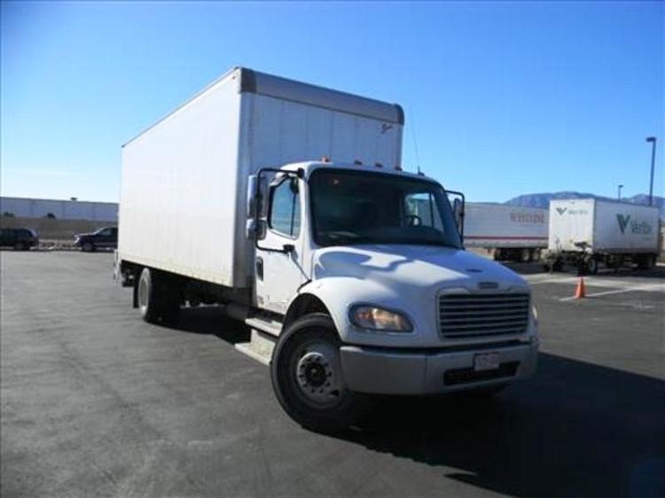 Medium Duty Box Truck-Light and Medium Duty Trucks-Freightliner-2012-M2-COLORADO SPRINGS-CO-94,001 miles-$37,500