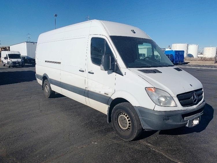 Cargo Van (Panel Van)-Light and Medium Duty Trucks-Mercedes-2012-Mercedes Sprinter-DENVER-CO-220,236 miles-$18,250