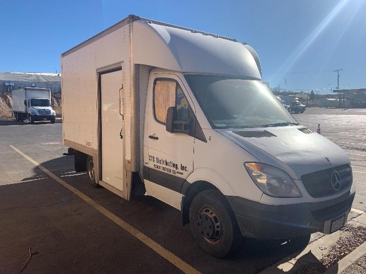 Cargo Van (Panel Van)-Light and Medium Duty Trucks-Mercedes-2012-Mercedes Sprinter-DENVER-CO-160,000 miles-$6,500