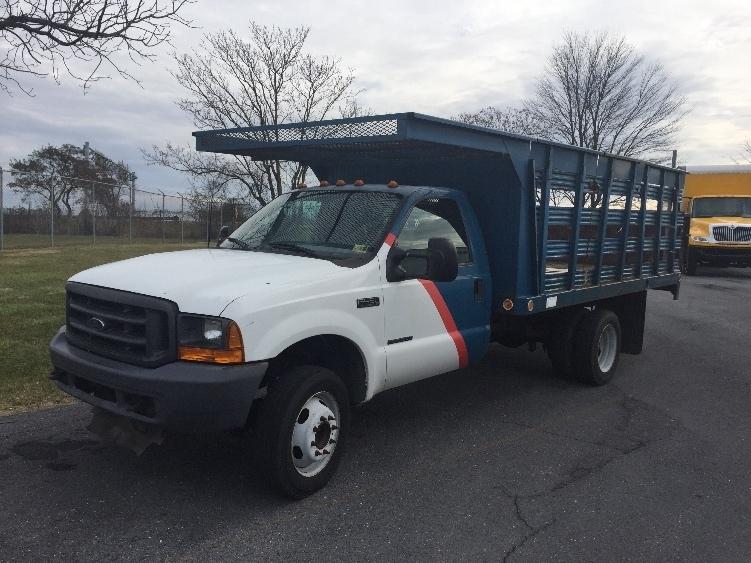 Flatbed Truck-Light and Medium Duty Trucks-Ford-2000-F450-HARRISONBURG-VA-164,813 miles-$4,800