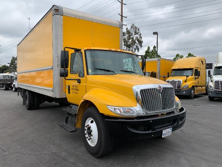 Medium Duty Box Truck-Light and Medium Duty Trucks-International-2012-4300-TORRANCE-CA-165,540 miles-$29,250
