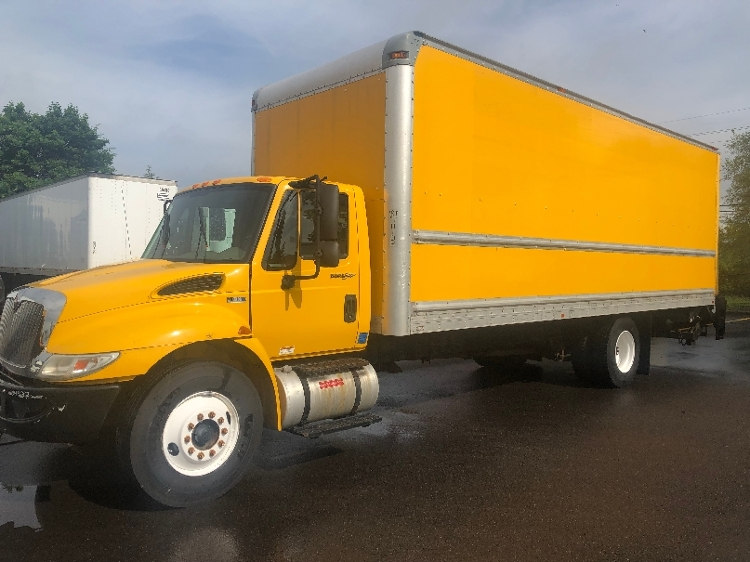 Medium Duty Box Truck-Light and Medium Duty Trucks-International-2012-4300-PLYMOUTH-MI-208,424 miles-$9,500