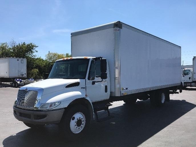 Medium Duty Box Truck-Light and Medium Duty Trucks-International-2013-4300-SAINT PETERSBURG-FL-160,602 miles-$33,000