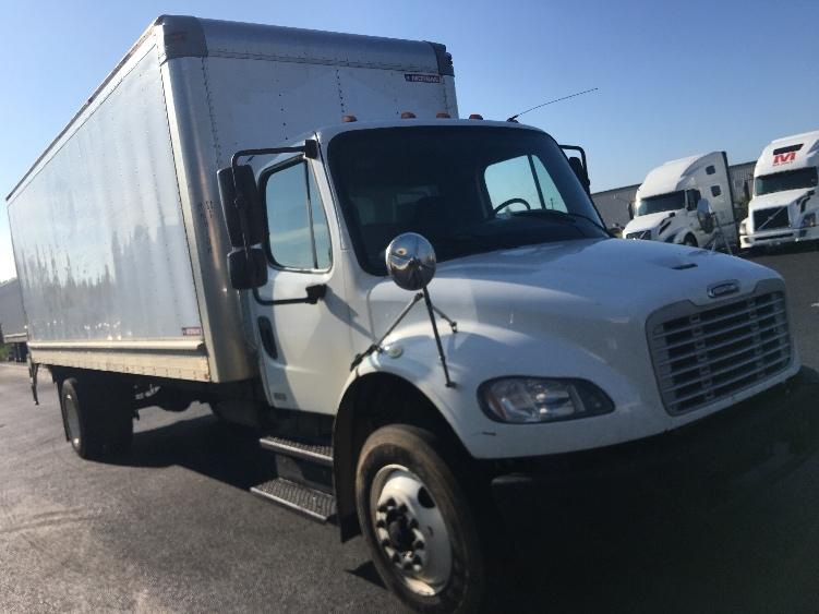 Medium Duty Box Truck-Light and Medium Duty Trucks-Freightliner-2012-M2-HOPKINSVILLE-KY-262,125 miles-$24,250
