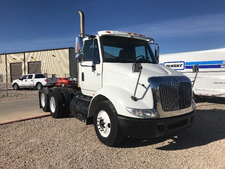 Day Cab Tractor-Heavy Duty Tractors-International-2005-8600-AMARILLO-TX-149,702 miles-$12,000