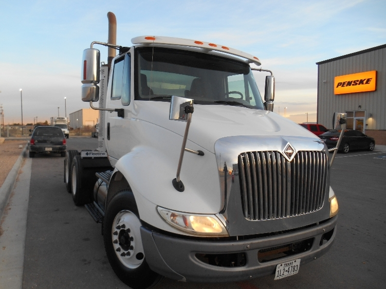 Day Cab Tractor-Heavy Duty Tractors-International-2009-8600-ODESSA-TX-177,876 miles-$18,500